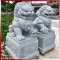 不同石雕獅子款式 九龍星獅子石雕廠家 手工雕刻